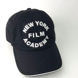 New York Film Academy Black Classic Hat Cap